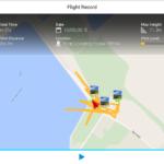 DJI-Pilot-letovy-denik-zaznam-letu