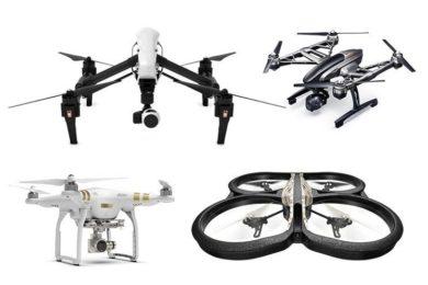 Dron s kamerou – kolik stojí a jaký vybrat