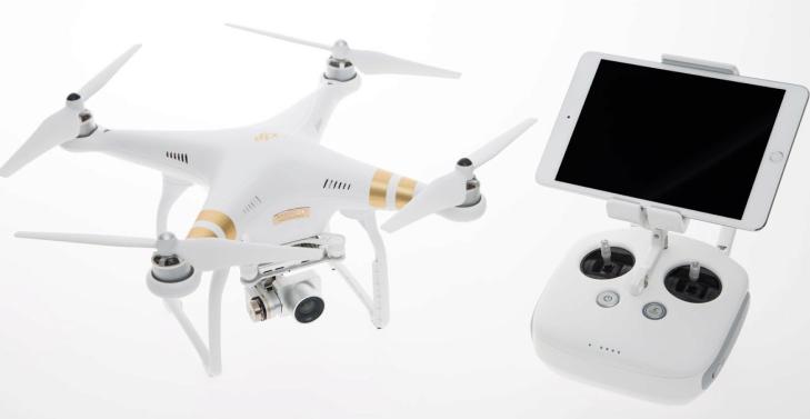 dji phantom 3 co obsahuje dron