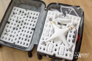 preprava drona andru vision 10