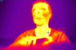 Workswell Thermal Vision Pro – náhled