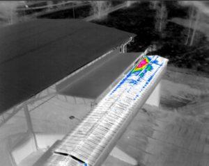 Workswell Wiris 640 – fotografie z drona 6