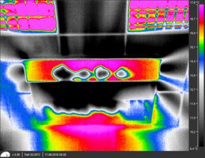 Workswell Wiris 640 – pořízené termogramy 7
