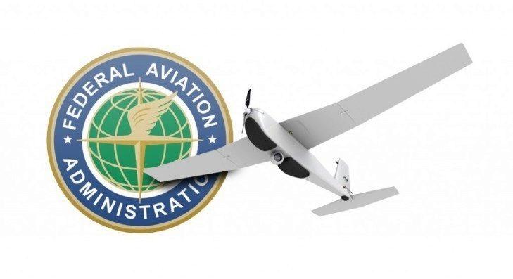 Amazon FAA povolení droni