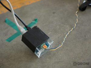 OpenRov 2 – konstrukce, adaptér