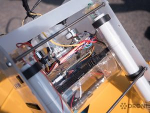 OpenRov 2 – konstrukce, elektronika