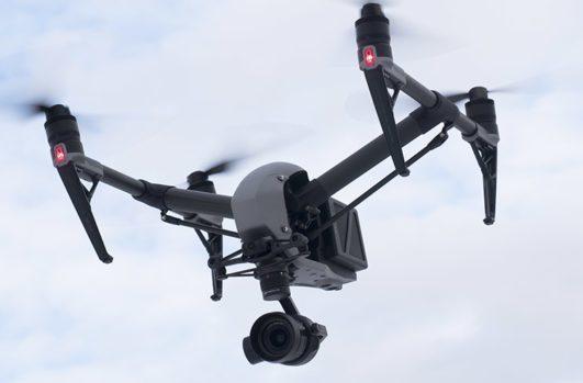 7c606cdc2a1 DJI Inspire 2 – dron s profesionální kamerou (recenze)