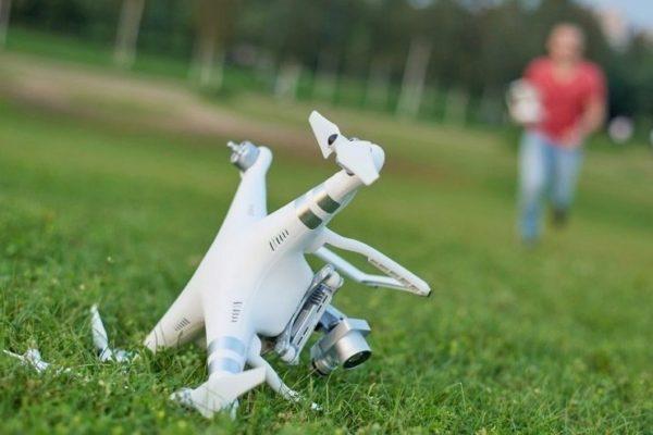 pojištění dronů