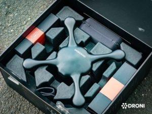 Ehang Ghostdrone 2.0 recenze dron krabice