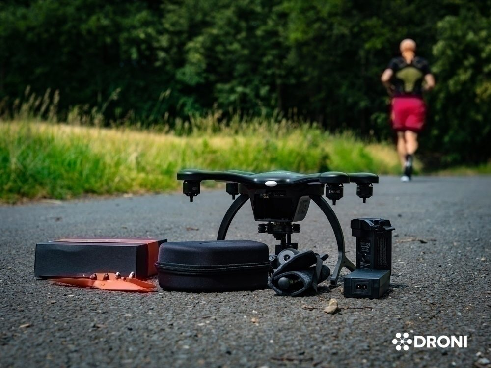 Ehang Ghostdrone 2.0 recenze dron