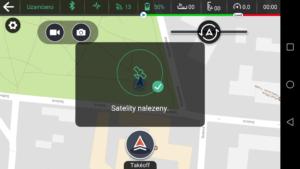 Ehang Ghostdrone aplikace gps nalezeny