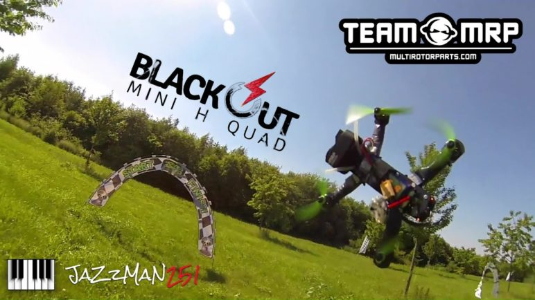 Blackout Mini-H - Team MRP FPV Racing session