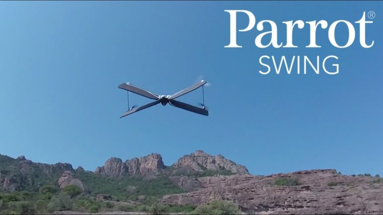 Parrot SWING - Official Video