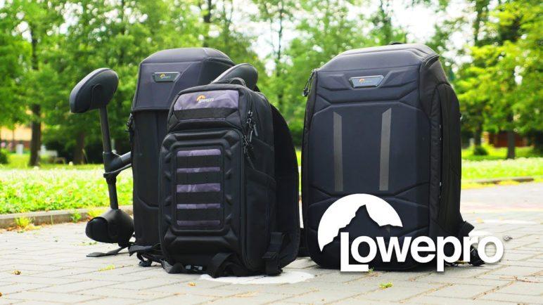 Praktický batoh na drona – Lowepro DronGuard (recenze)